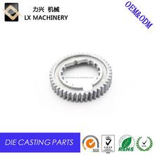 Die Casting Aluminum And Zinc Gear