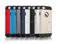 2015 Stylish Triple Layer Hybrid Shockproof wholesale for iphone 6 case wholesale