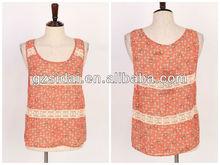 guangzhou women pink safety vest