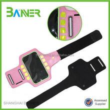 sport armband jogging case armband cases reflective armband