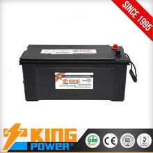 good quality Maintenance Free lead acid car starting battery N150MF