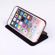 """For Apple iPhone 6 4.7"""" Wallet Style Flip PU Leather Case with Photo Frame & Card Holder For iphone6 Smart Stand Skin Bags Cover"""