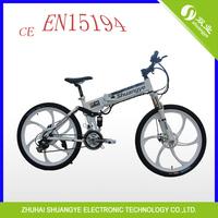 electric folding bike kit china for adults