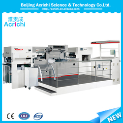 top products hot selling new 2015 die cutting machine for induction seal
