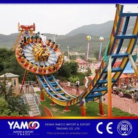 2015 outdoor park amusement rides flying UFO for sale