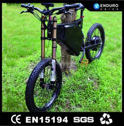 High quality full suspension adult electric quad dirt bike for 5000w3000w