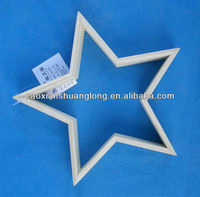 2013 New Design Lighted Hanging Wooden Star for Sale
