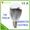 5000 lumen led bulb light with CE Rohs
