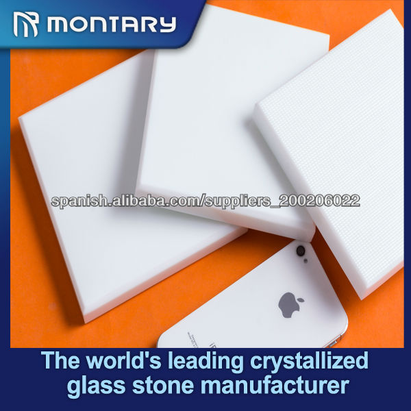 alto pulido brillante estupendo blanco nanoglass