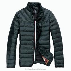 atest man goose down jacket winter jacket for motorcycle 2016 .OEM.OBM