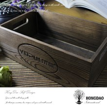 HONGDAO wooden shipping boxes,wooden packing crates