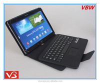"""high quality universal tablet pc case with keyboard and touchpad for android 10.1"""" tablet"""