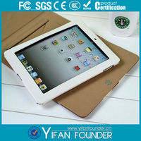 Eco-friendly quality case for ipad 3,for ipad 2/3 cute cases