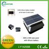 tile / shingle / metal roof top ventilation fan solar roof fan