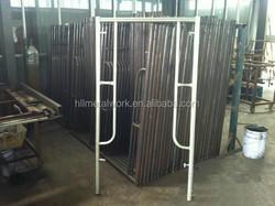 Adjustable Steel Formwork Frame 1219*1700mm