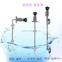 digital sodium chloride solution density meter with analog output