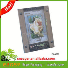 Hot sale high quality natural material made photo frames