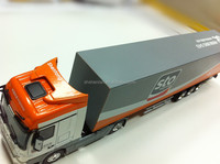 1:50 diecast STO alloy scale truck model