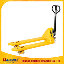 2500 KG hand pallet truck price with high quality from China
