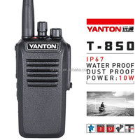 UHF/VHF 10w Military equipment long range two way radio (YANTONT-850)