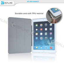 Hot selling ultra thin magnetic smart for ipad mini case manufacturer