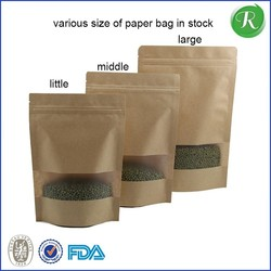 clear plastic zipper bag/plastic bag with zipper/plastic food packaging bag for chicken