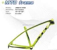"26""HIGH QUALITY CARBON FRAME FOR MTB BICYCLE"