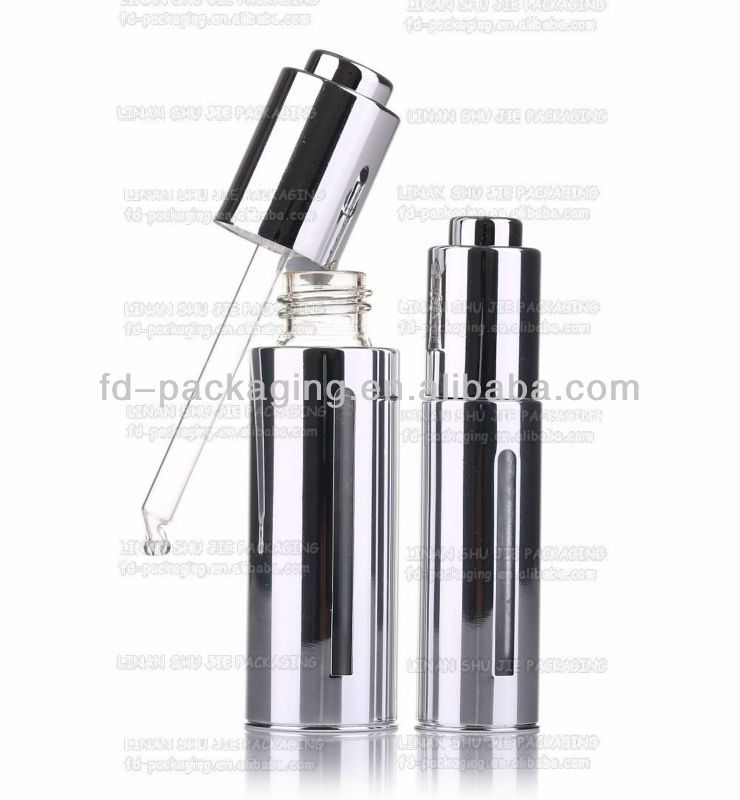 Cosmetic Glass Bottles Roll