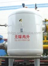 Circulating-water bath vaporizer