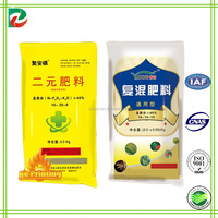 Heat seal recycled Pp Woven Bag Pp Big Bag for fertilizer