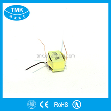 Small Single Phase PCB Mounting resin type 2 transformer