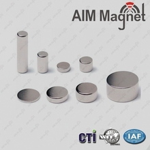 First 4 magnet Supplier n35 n40 n42 round ndfeb magnets