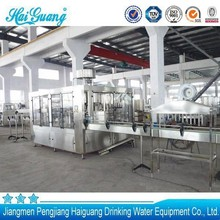 Top quality guangdong stainless steel small bottle mineral water filling