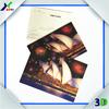 Promotion 3D Lenticualr Picture 3D Lenticular Wall Sticker, 3D Lenticular Post Card