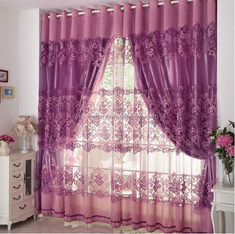 2015 new design living room curtains buy design living - Latest curtain design for living room ...