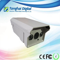 High Resolution Vandal Proof 3G Sim Card Outdoor Wireless 3G IP Camera with IR Range 50m