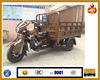 China ZongShen three wheel motorcycle, cargo tricycle for sale in Indonesia