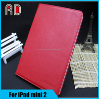 Smart Cover Case Retina Original official Ultra Leather Stand Cases funda capa For Apple iPad mini 2 case