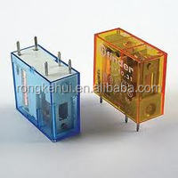 Omron Timer H3CR-H8L Overload Relay3v 5v 9v 12v 24v 48v 110v PCB DPDT General-purpose Relay GOODSKY songle Na is Relays