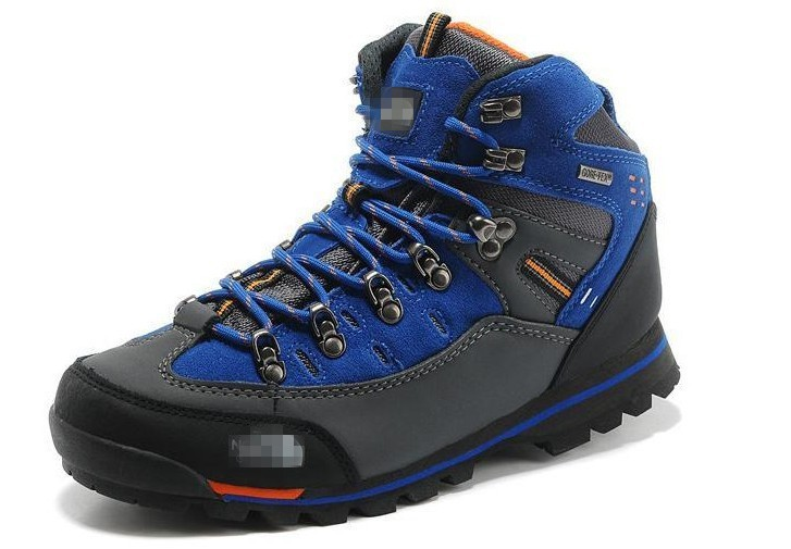 3 Colors Top Genuine Leather Men's Hiking Shoes Outdoor Non-slip