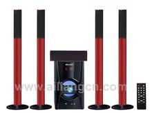 Virtual sound 5.1 pro wireless surround sound speaker Ailiang-USBFM-5508H/5.1