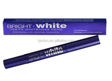 Home & Salon Bleaching teeth ,Teeth whitening pen with nice retail box From Tanton factory (CE)