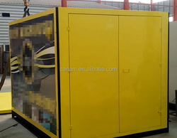 prefabricated folding container house exported Canada with Pretty price