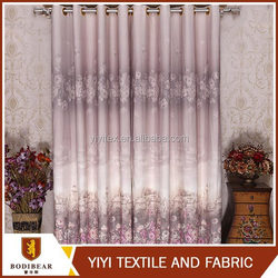 Best selling Ready made Royal style hotel window curtain