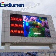 2012 New electronics inventions P20mm fullcolor Led advertising used outdoor digital signs sale