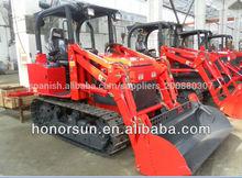Dongfeng de tractores sobre orugas/bulldozer/yct356s-s cargadora