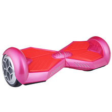 "36V 350W Self Balance Hover Board 8.0"" Two Wheel Smart Balance Pink Electric Scooter"