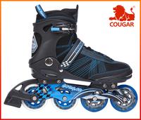 roller k2 inline skates 2 color wheels COUGAR MZS101 NEW