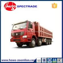Sinotruk 53 tons Dump Truck HOWO 10x6 with good price