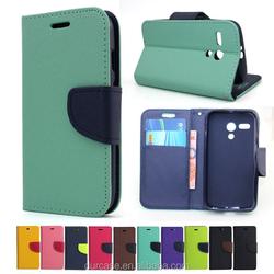 For Samsung Galaxy J7 Wallet Case, Magnetic Flip Leather Case for Samsung Galaxy J7
